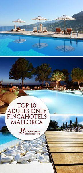 Top 10 Adults only Finca Hotels auf Mallorca. Urlaub für Erwachsene. Romantische Hotels und Hideaways für die schönsten Wochen zu zweit.