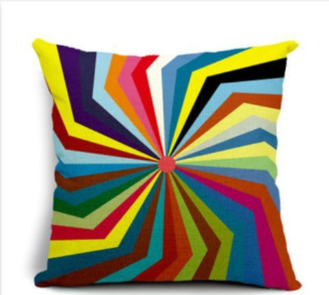 Quality Cotton Linen cushion covers, inspired by modern abstract design.•Cotton Linen cushion covers (insert not included) •Size: 45cm x 45cm •Sleek invisible zipper •Pattern on one side, no print on reverse •Weight: 180g •Ideal for your living room, bed room & home decor •Perfect for multiple occasions: Birthday gifts, house warmings, Christmas, etc. http://ozurban.com/collections/cushion-covers/products/kaleidoscope-design-cushion-covers #cushions #cushioncovers #homedecor #interiordesign