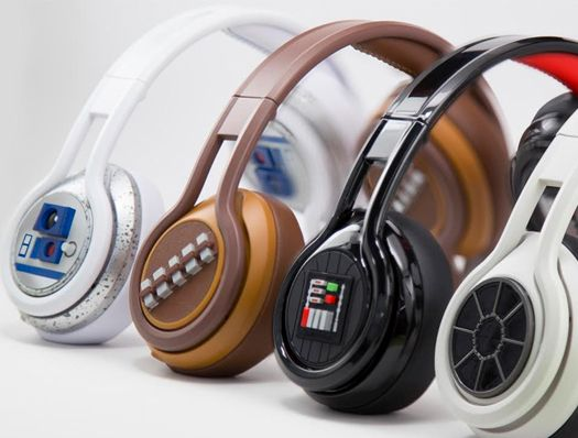 Star Wars headphones by SMS: Coming soon!