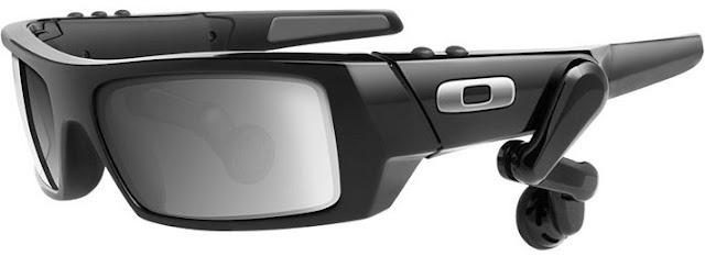 Oakley Thumps - Des lunettes à réalité-augmentée sous Google-Android !