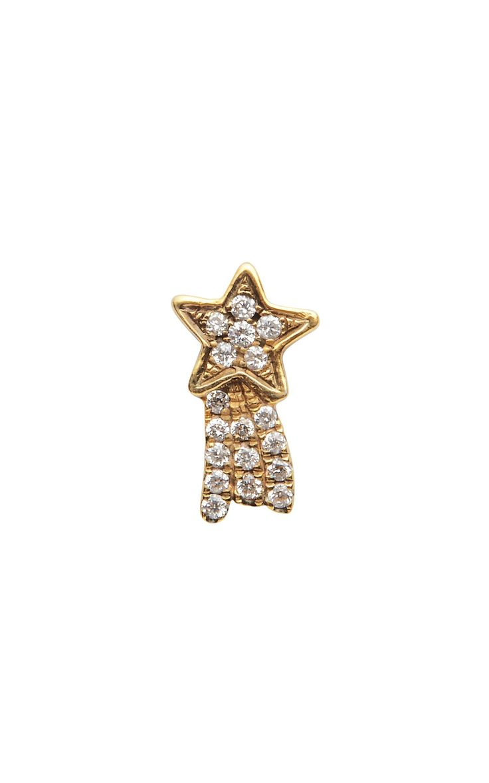 Diamond Shooting Star Charm by Loquet London