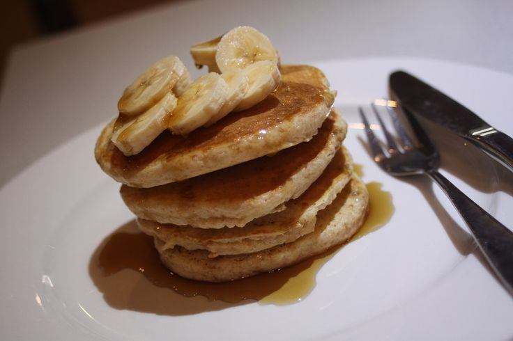 Sistermixin wholemeal Pikelets