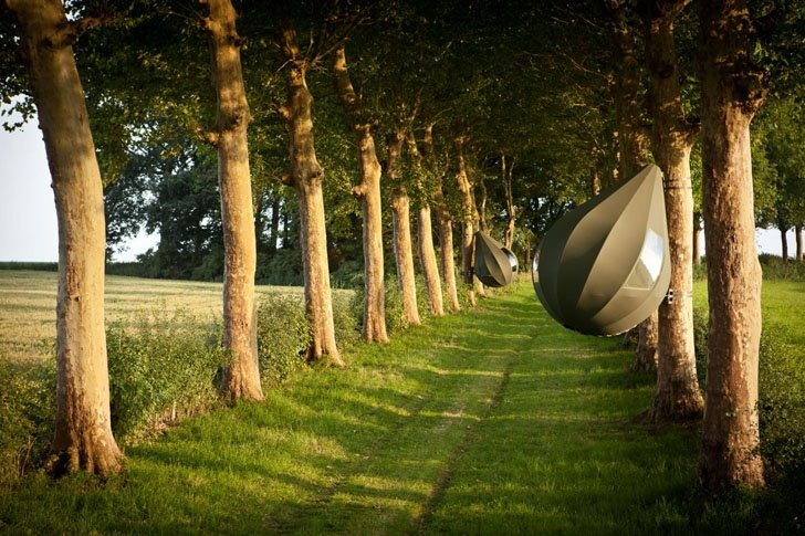 .: Wapenaar Treetent, Summer Adventure, Platform For Tent, Trees Tent, Camps Design, Sustainability Architecture, Products Design, Dreams Spaces, Cool Campers