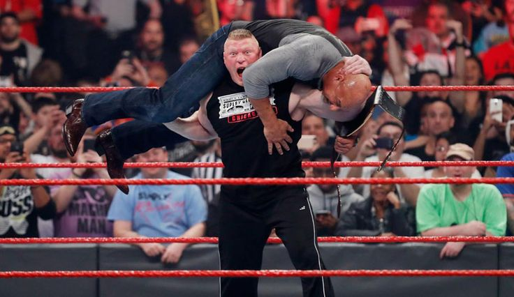 #WWE news on Brock Lesnar vs. Goldberg at WrestleMania 33 and the plans for the future
