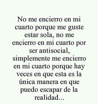 Yes #quotes #frases #life #true #vida #depresión #alone
