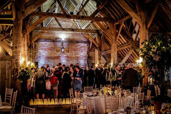 Bristol wedding venues barn