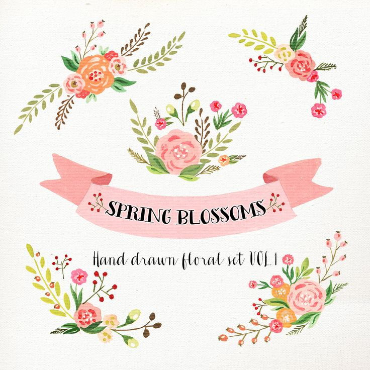 Free Floral Clip Art & Floral Clip Art Clip Art Images ...