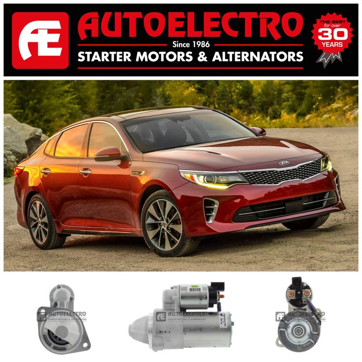 #Autoelectro NEW TO RANGE AEX1257  Hyundai / Kia #startermotor available from stock. http://www.autoelectro.co.uk/news/new-range-aex1257  #Hyundai i30 1.6 CRDI, 2015 onwards #Hyundai i10 1.7 CRDI, 2015 onwards #Kia Optima 1.7 CRDI, 2015 onwards  NetCarShow.com