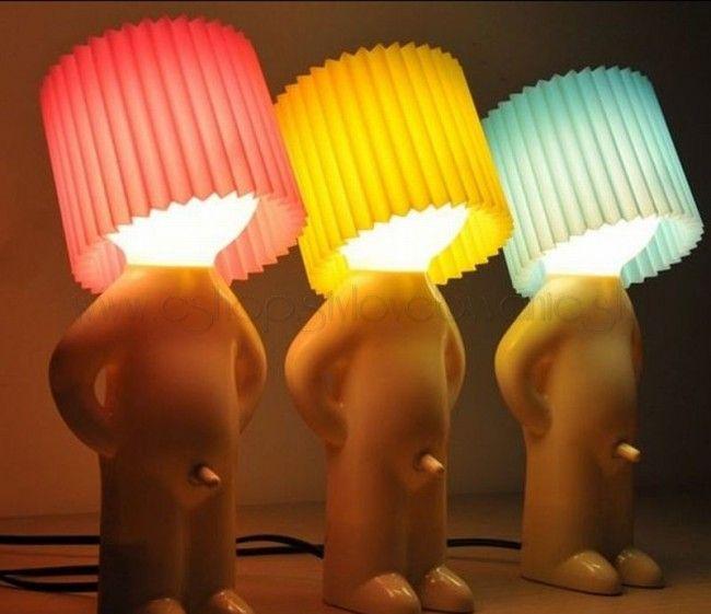 Veselá lampa