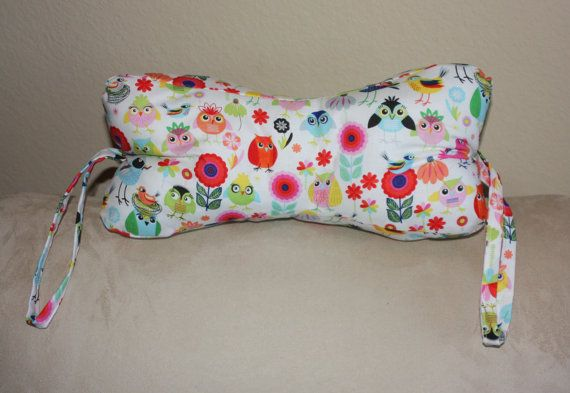 Neck Pillow Great for travel or home Cute by SimpleSouthernCharm