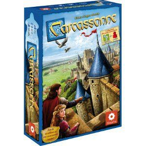 #Carcassonne Nouvelle Edition #jeu #société #médiéval #stratégie #