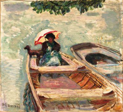 Art History News: Pierre Bonnard at Auction