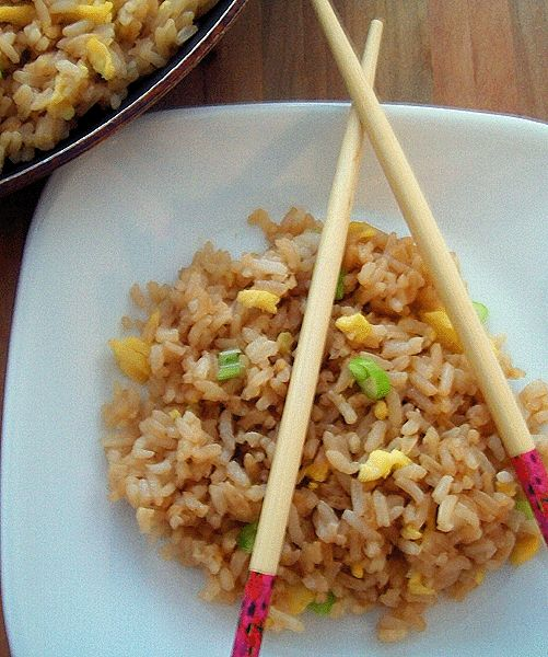 Easy, quick and delicious Chinese Fried Rice