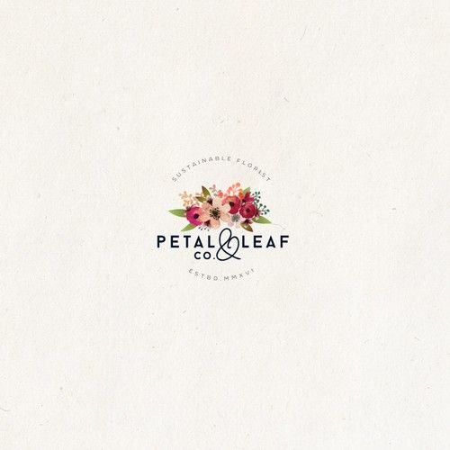 Logo for Petal & Leaf Co.