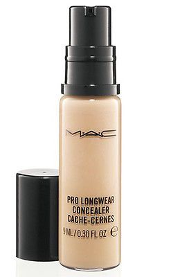 MAC Pro Longwear Concealer - the best there is, as far as I am concerned. Worth every penny and a great size.