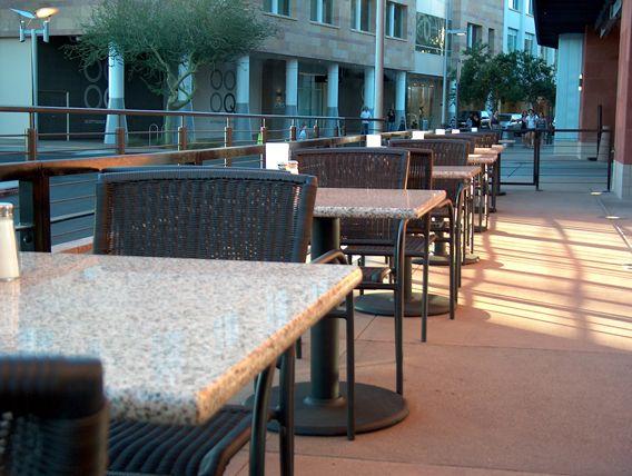 5 Fabulous Wholesale Patio Furniture Options For Restaurants