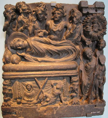 hellenistic influence on buddhist sculpture Hellenic influence on buddhism the interaction between hellenistic greece and buddhism started with alexander's influence of greek on buddhist sculptures.