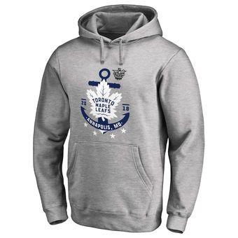 Toronto Maple Leafs Heather Gray 2018 NHL Stadium Series Hoodie #leafs #tml #mapleleafs #nhl