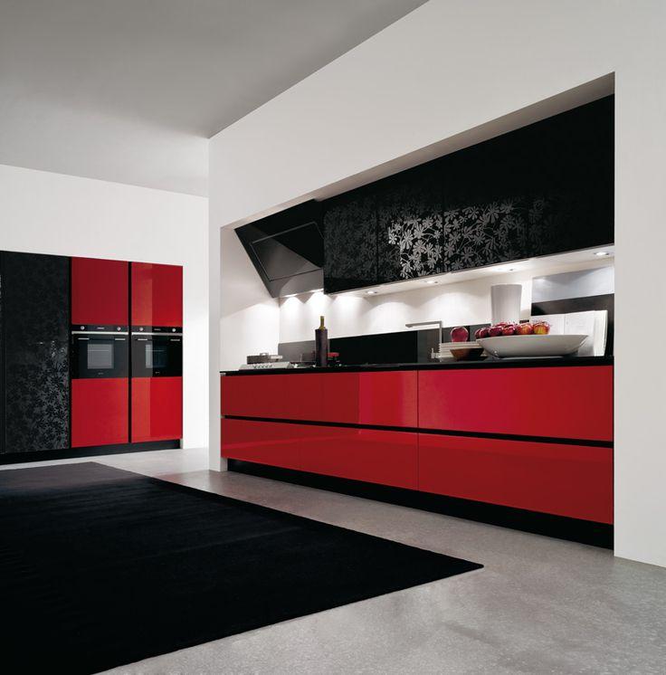 23 best images about Cucina Moderna Charme - Modern kitchen on Pinterest  Kitchen modern ...