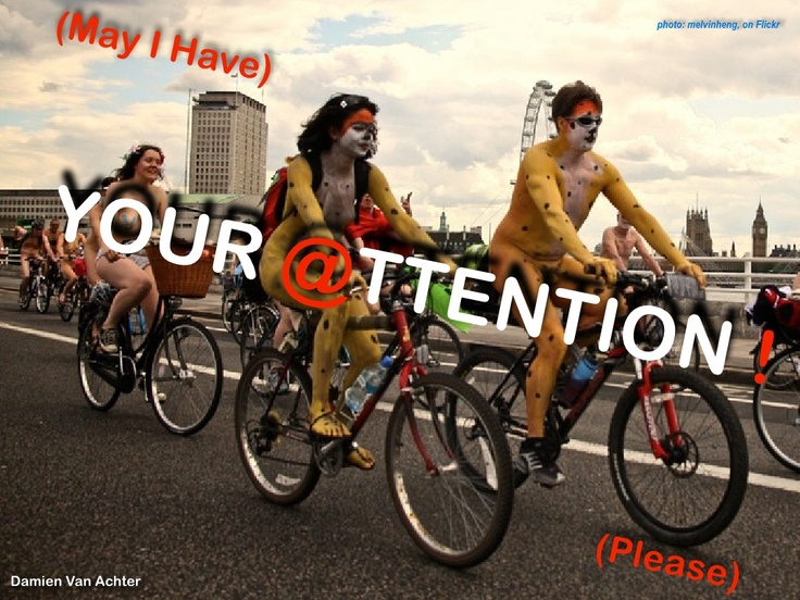 social-media-basics-may-i-have-your-ttention-please by Damien Van Achter via Slideshare