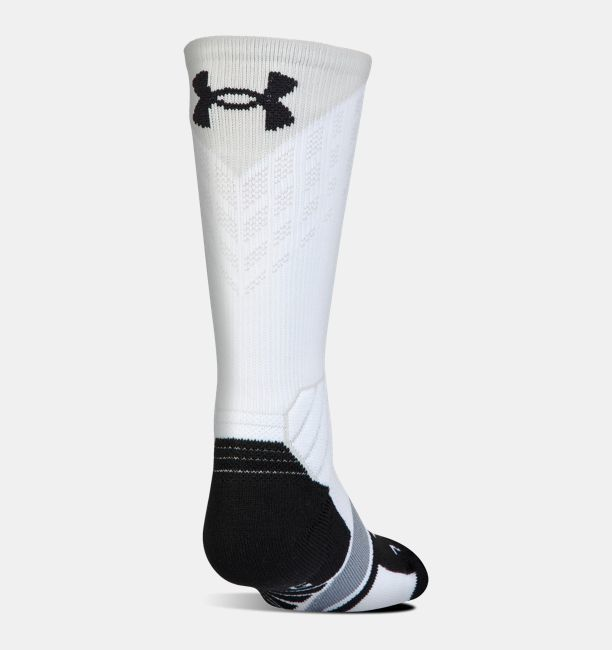Boys' UA Basketball Drive Crew Sock