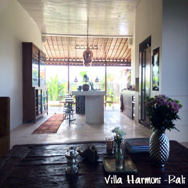 Living room, modern, classik, Bohaime Villa Harmoni