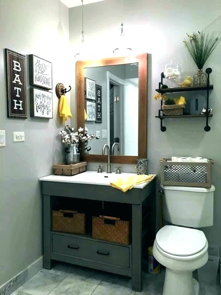 Primitive Bathroom Ideas Country Decor French Accessories Full
