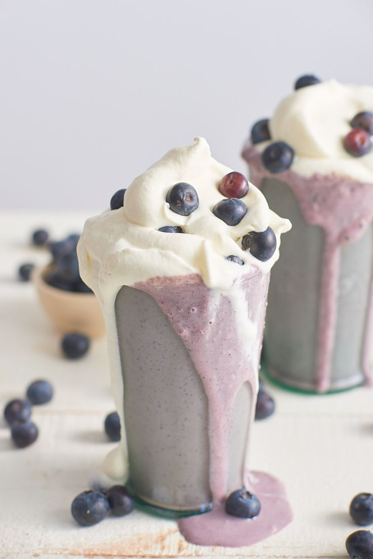 Recipe: Maine Blueberry Milkshake — Bite-Sized Guide: Portland, Maine