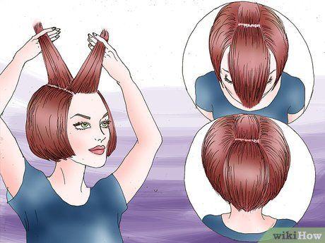 Cómo cortar el cabello en capas: 12 pasos (con fotos)