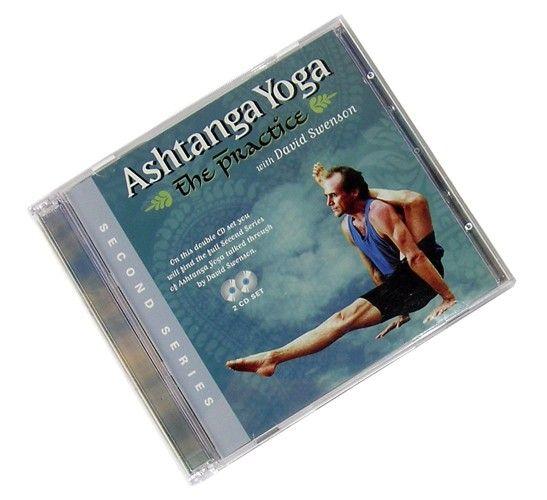 Ashtanga Yoga: Second Series Practice Audio CD - David Swenson fra Komplettyoga. Om denne nettbutikken: http://nettbutikknytt.no/komplettyoga-no/