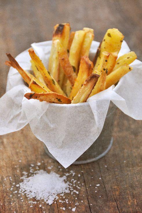 Frites de panais facile temps et température de cuisson
