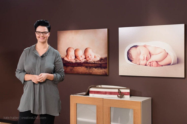 """Kelly Brown of Little Pieces Photography  """"Newborn Posing"""" on Creative Live  - Awesome"""