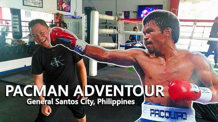 PACMAN ADVENTOUR | GENERAL SANTOS CITY