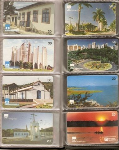 Cartão telefônico usado: R$1,00. Colecionar cartões telefônicos: Não tem preço!   O valor de uma coleção é muito pessoal. Mas, seja por curi...