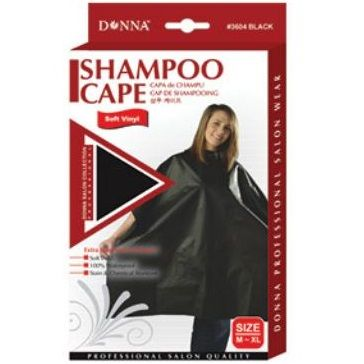 Donna Shampoo Cape - Black #3604, Red #3605 $5.39    Visit www.BarberSalon.com One stop shopping for Professional Barber Supplies, Salon Supplies, Hair & Wigs, Professional Product. GUARANTEE LOW PRICES!!! #barbersupply #barbersupplies #salonsupply #salonsupplies #beautysupply #beautysupplies #barber #salon #hair #wig #deals #sales #Donna #Shampoo #Cape #Black #3604 #Red #3605