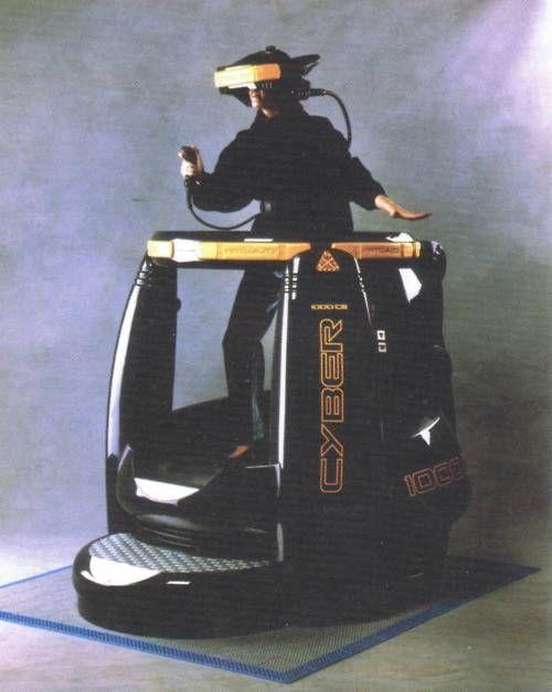 VR Arcades? : Games
