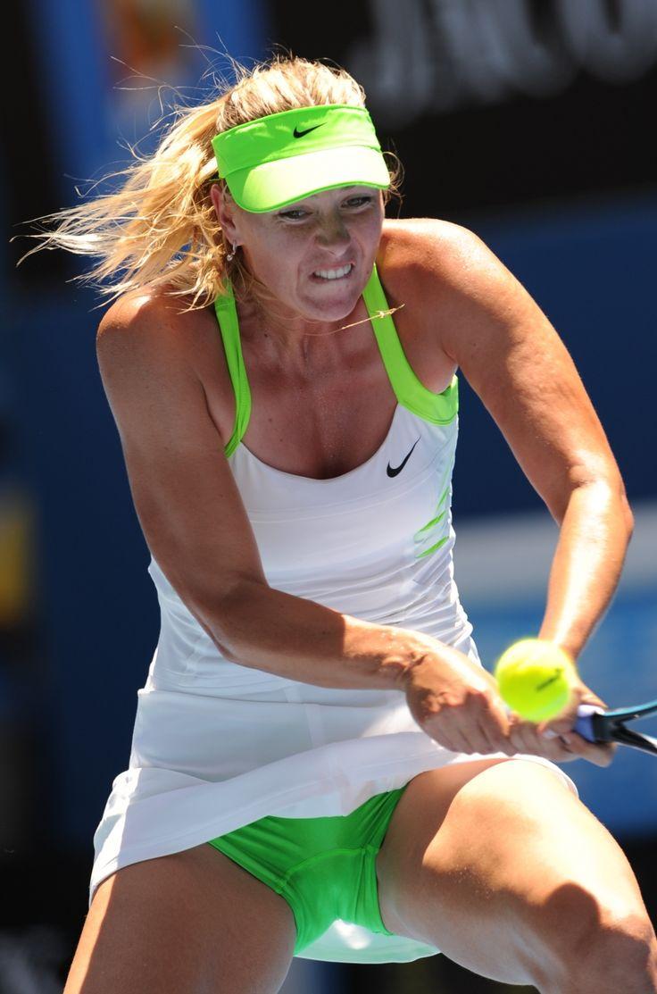 Tennis maria sharapova panties