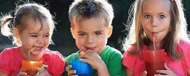 Las bebidas carbonatadas, ¿son una opción recomendable para tus hijos?