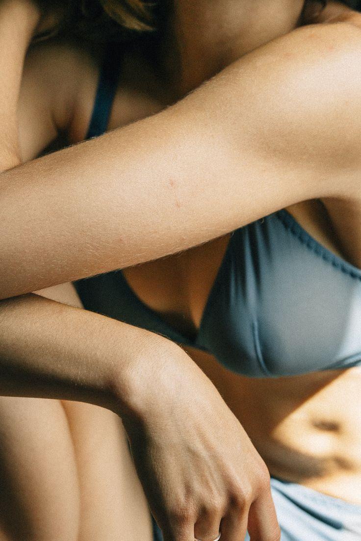 The Sheer bra seen by Silvia Conde - www.thenudelabel.com