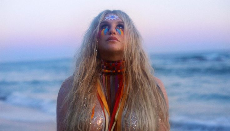 "Kesha's Song ""Praying,"" A Mental Health Anthem"