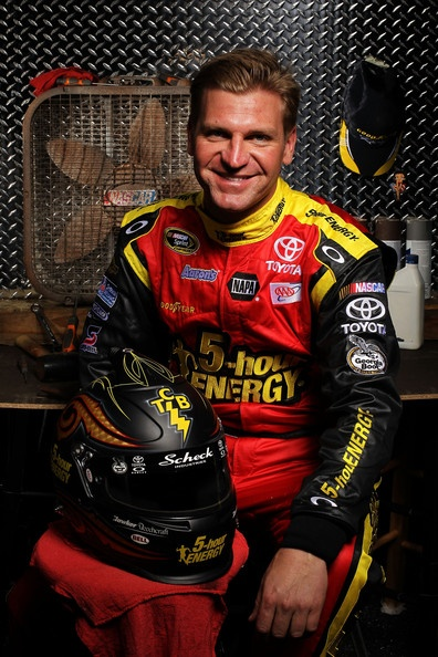 Clint Bowyer! Sure miss seeing this face at Lakeside every Friday night. Proud of our hometown boy.