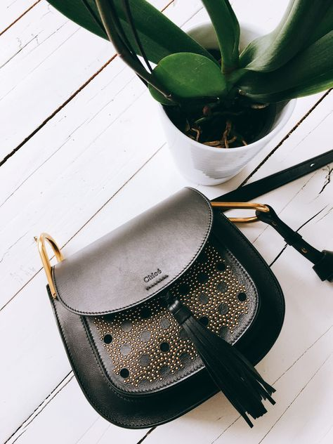 It-bag by Céline : The hudson bag - Chloé, a must have for spring <3 #teampotoroze Shop the bag > chloe shop fashion trend, bag must have, Spring 2017 Bag Trends From Runway , Best Spring and Summer