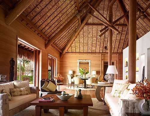 I think all Philippine homes should be somewhat tropical in design. But maybe that's just me.