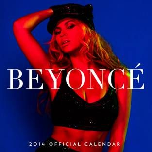 Beyonce 2014 Calendar: On Sale Now! - The Hollywood Gossip