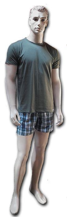 Zöld nyári pizsama