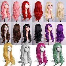 Mcoser 2016 Fashion Cosplay Women Little Mermaid princess Ariel Long Curly red Lolita Wig Free Shipping(China (Mainland))