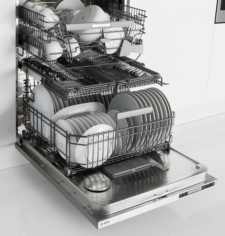 how to clean inside of bosch dishwasher
