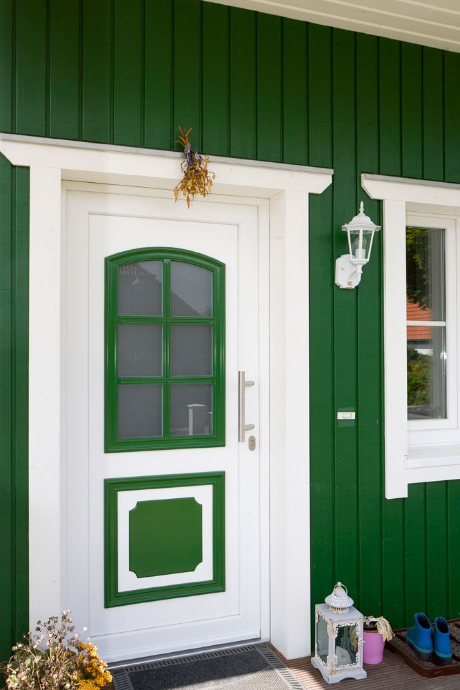 Sehr Individuell und farbenfroh | Painted Doors in 2019 | Haustür XU81