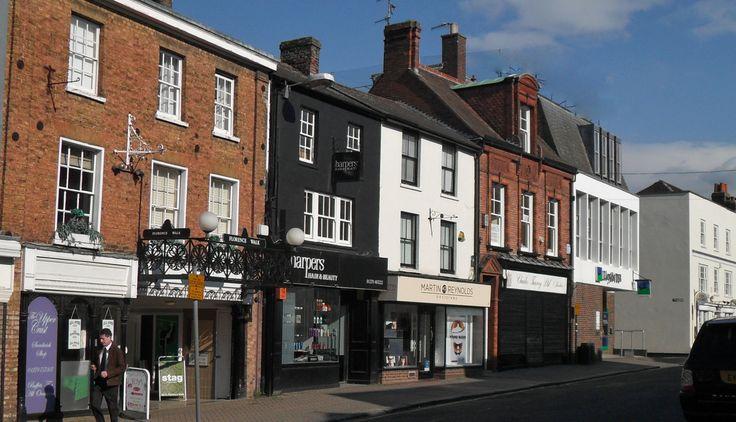 North Street, Bishop's Stortford, Summer 2013