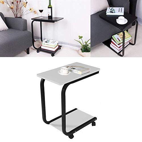 sofa side table removable u shaped coffee table wood end table rh pinterest com